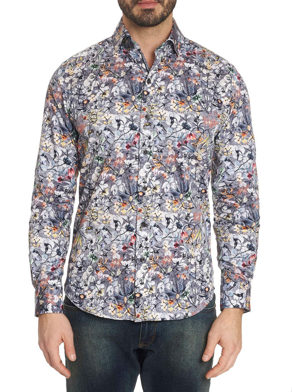 Robert Graham Greene Sport Shirt