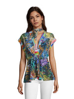 Load image into Gallery viewer, Robert Graham - Kylie - Short Sleeve Top