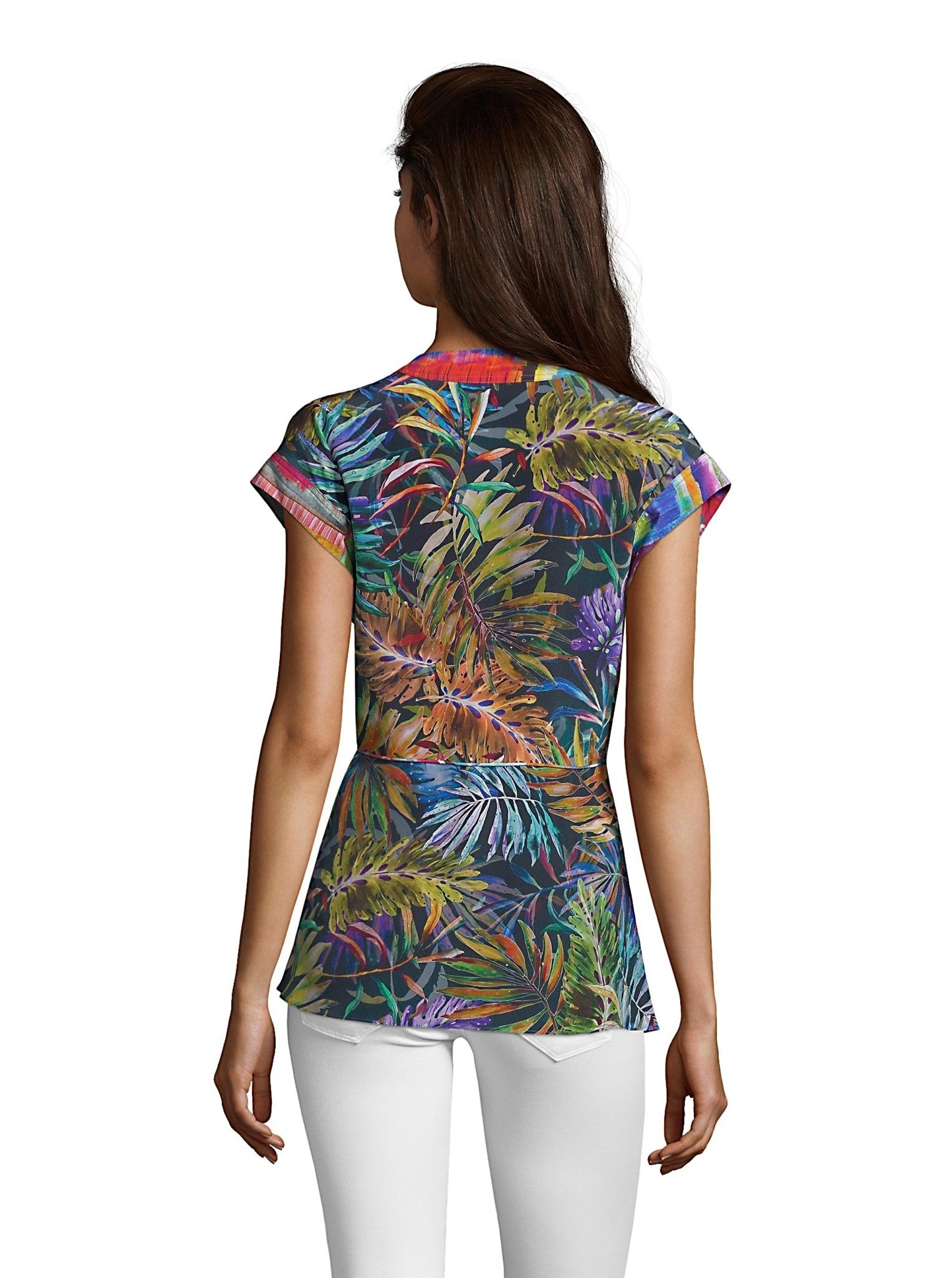 Robert Graham - Kylie - Short Sleeve Top