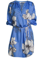 Load image into Gallery viewer, Robert Graham - Blue Darla Dress