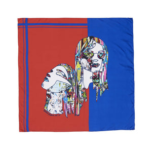 Robert Graham - The Artist Scarf