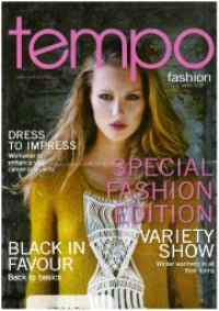 Tempo cover from Waikato Times
