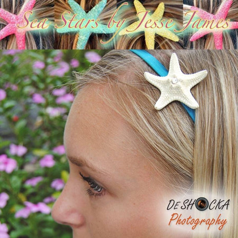 Fishy Headbands (Blue)