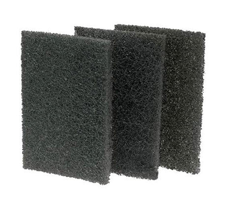 Black Grill Cleaning Pads