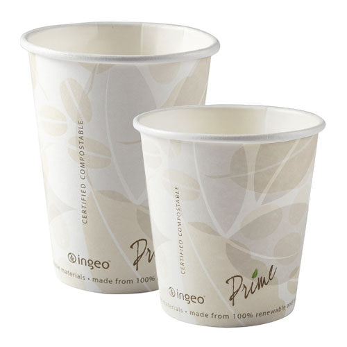 PLA Lined Hot Coffee Cups