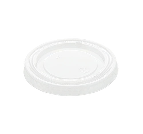 PET Portion Cup Lids