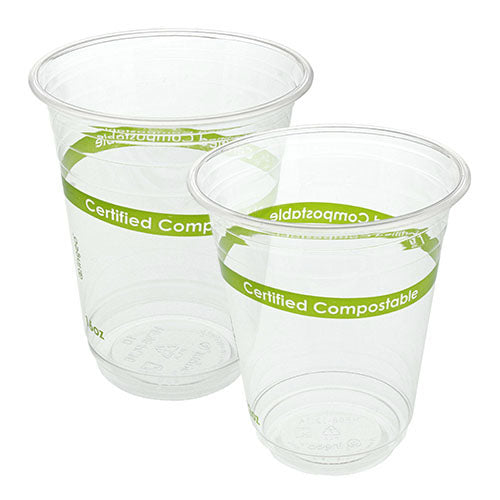PLA Compostable Cups