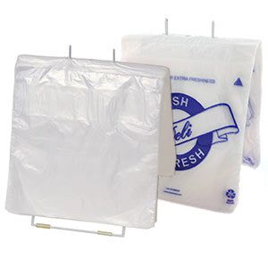 High Density Deli Saddle Bags