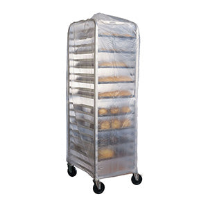 High Density Bun Pan Rack Covers
