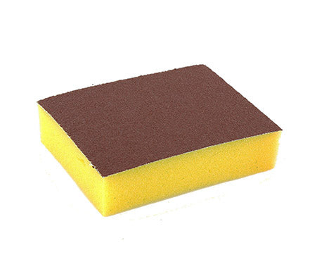Synthetic Scouring Pad/Sponge Combo