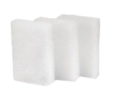 White Fine Scouring Pads