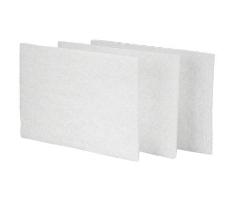 White Light Scouring Pads