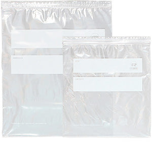 Double Zipper Gallon/Two Gallon Bags