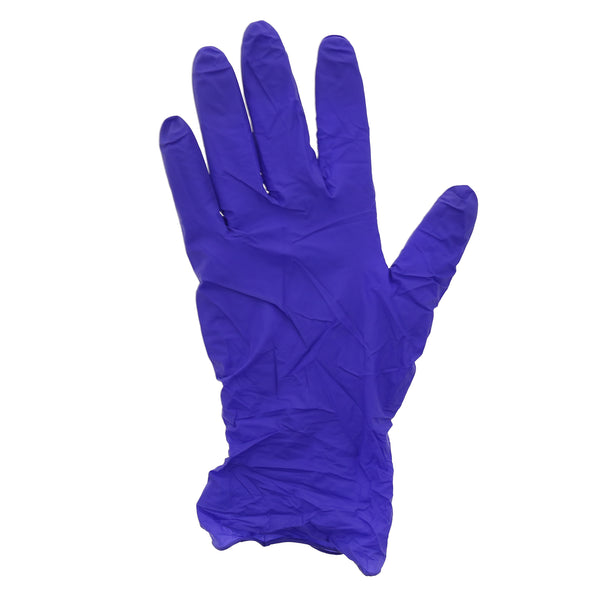 Powder-Free Nitrile Edge Indigo Gloves Sample, for Customer Service Use Only