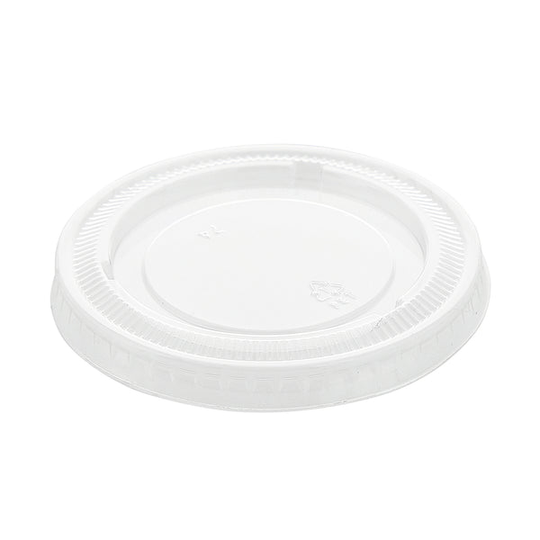 3.25/4/5.5 Oz. PET Clear Portion Cup Lid