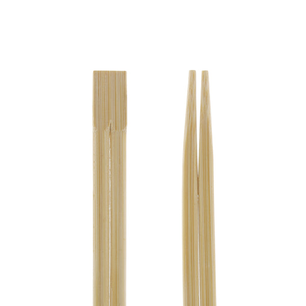 R809TW - Twin Bamboo Chopsticks In Closed Sleeves Sample, for Customer Service Use Only