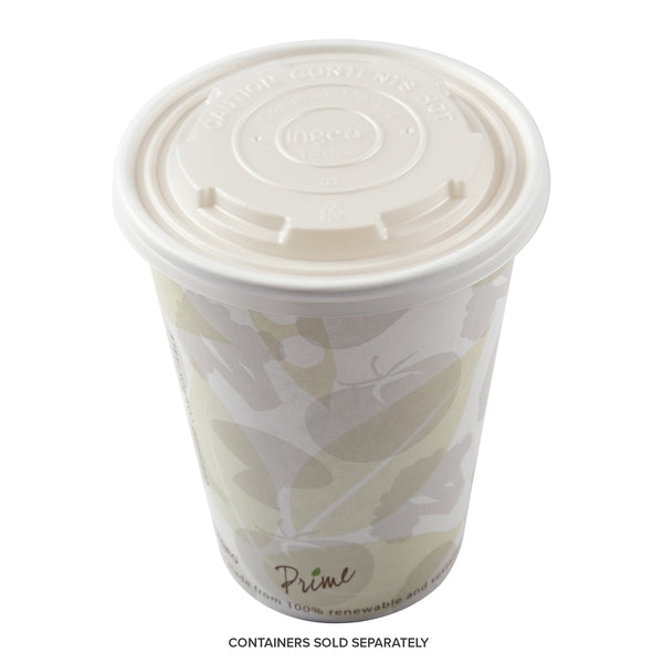 Food Container with 12 to 32 oz. Lids