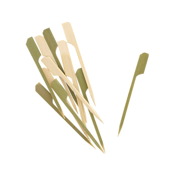 "3.5"" Bamboo Paddle Picks"