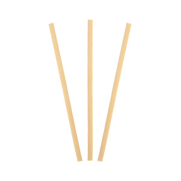 "R810B - 5.5"" Bamboo Coffee Stirrers Sample, for Customer Service Use Only"