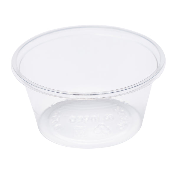 3.25 oz. PLA Clear Portion Cups