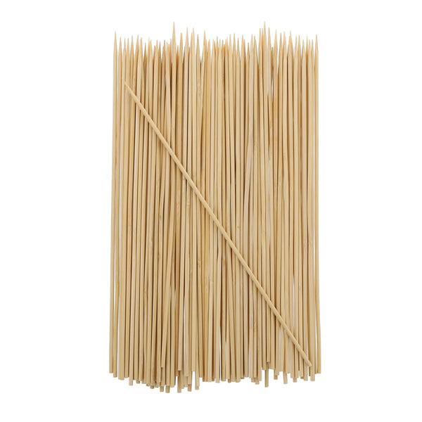 "10"" Round Bamboo Skewers"
