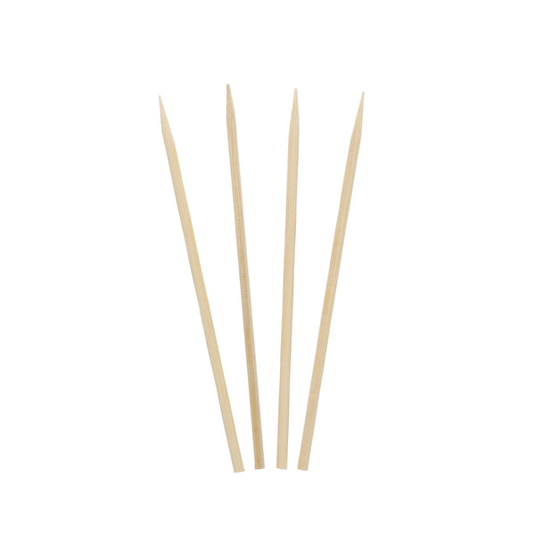 "4"" Round Bamboo Skewers"