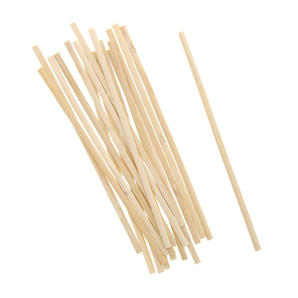 "7"" Bamboo Coffee Stirrers"