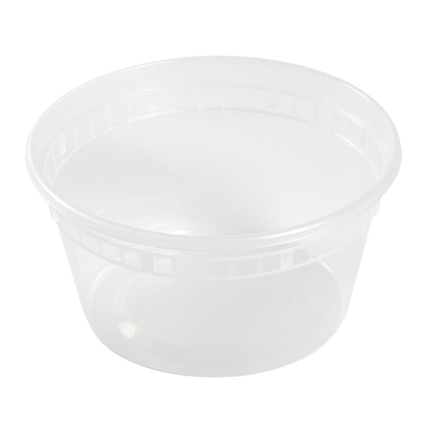 12oz Clear Deli Container