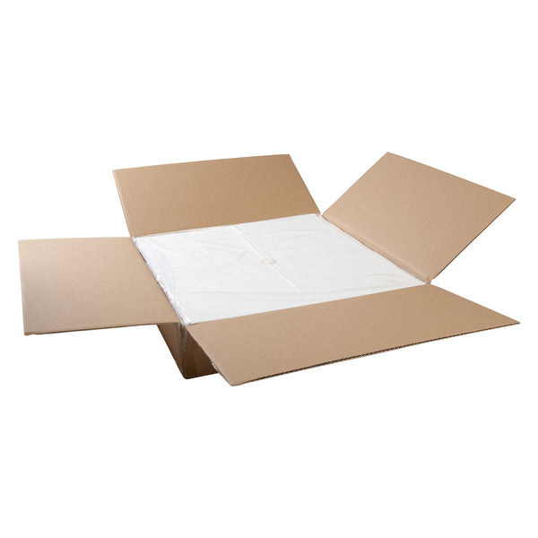 "20.75"" x 19.75 Paper Filter Envelopes - 1.5"" Double Sided Hole, Pack of 100"