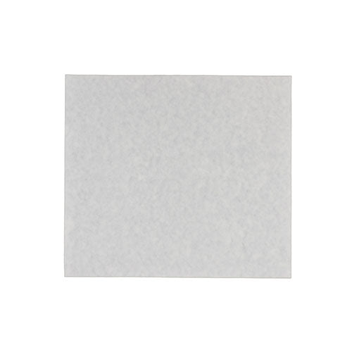 "13"" x 13-1/8"" Paper Filter Envelope with No Hole"