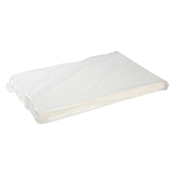 "14-7/8"" x 23-1/8"" Paper Filter Sheets, Pack of 100"