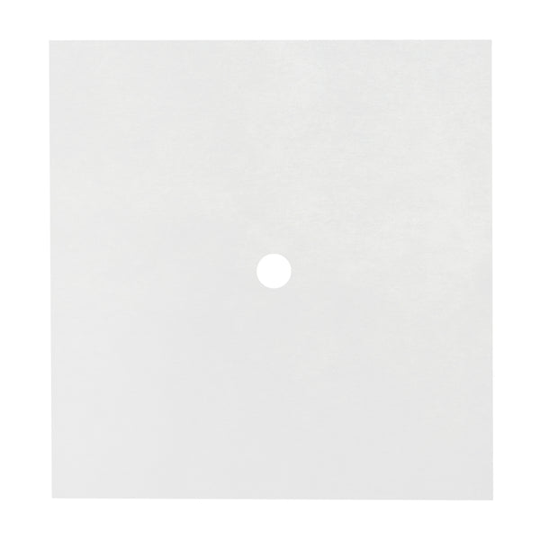 "14"" x 15"" Paper Filter Envelope with 7/8"" Double Sided Hole"