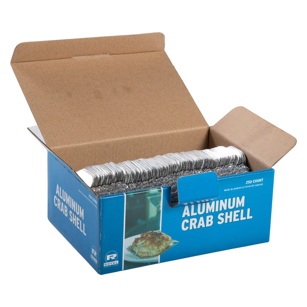 Economy Crab Shells, Package of 250