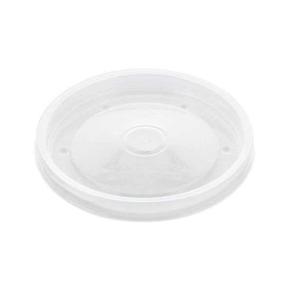 32 oz Clear Vented Plastic Lid