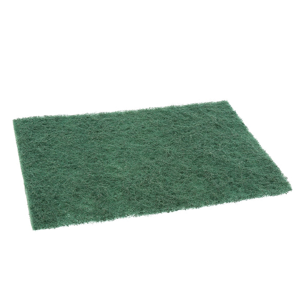 "6"" x 9"" Green Medium Duty Scouring Pad"