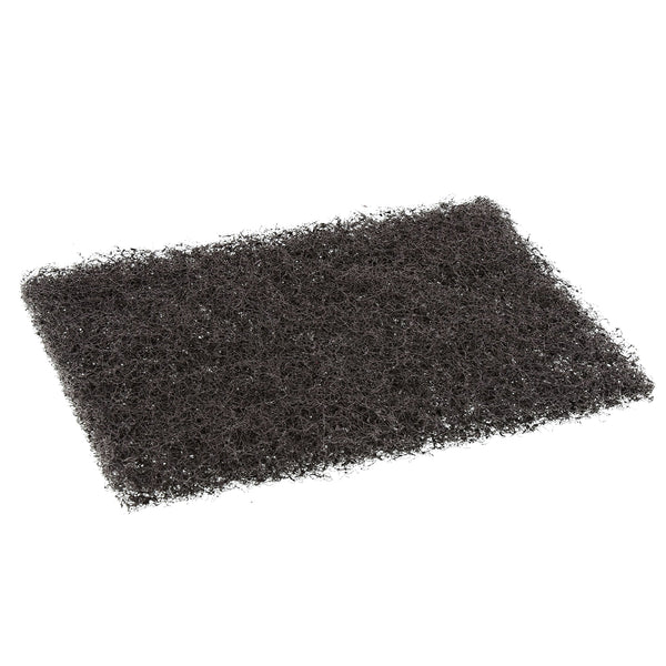 Black Grill Cleaning Pad
