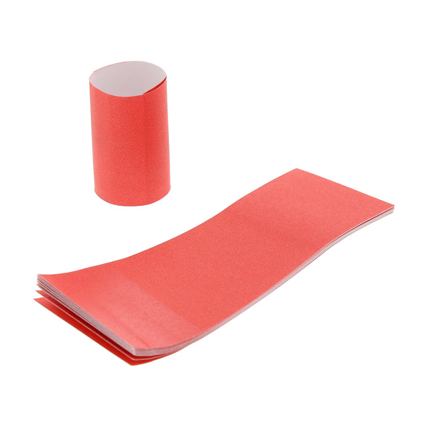 Red Paper Napkin Bands