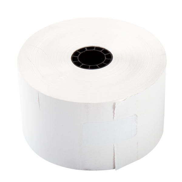 "2-5/16"" x 435' White 11/16"" ID Core Thermal Rolls, Case of 12"