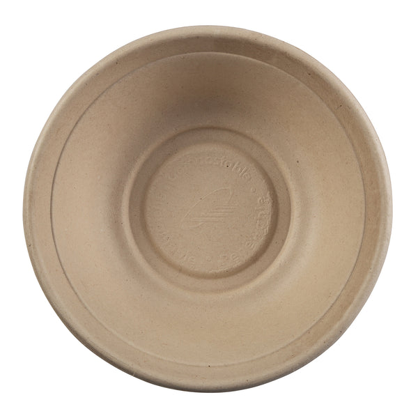 TB-32 - 32 oz. Tan Bowls Sample, for Customer Service Use Only
