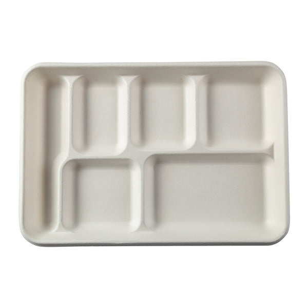 TL-16 - 6 Compartment Trays Sample, for Customer Service Use Only