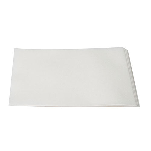 "13.5"" x 24"" Medium White Towel"