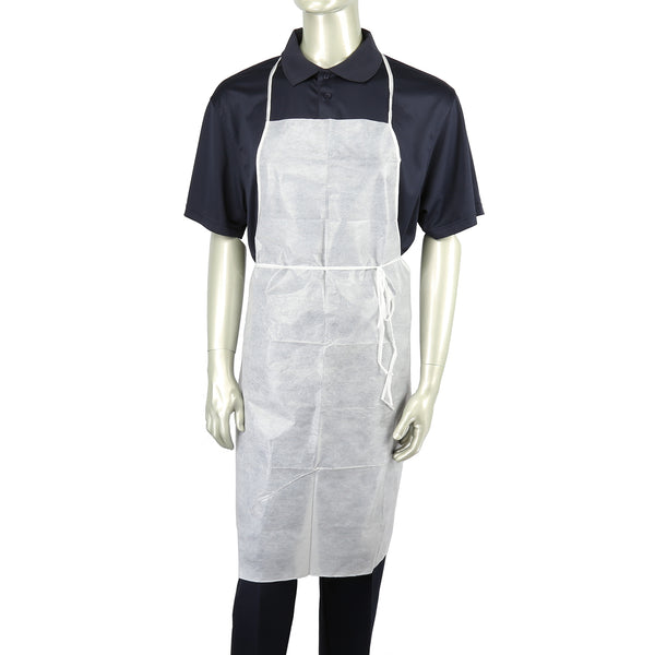 "DA2836NWPL - 28"" x 36"" Poly Aprons Sample, for Customer Service Use Only"