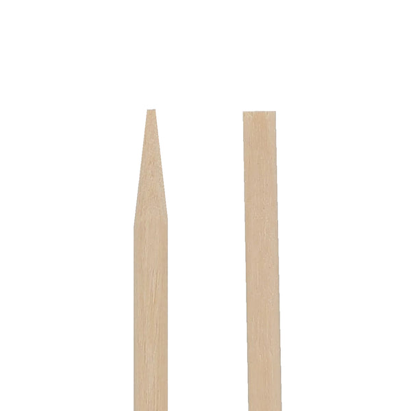 "R818 - 10"" Wood Skewers Sample, for Customer Service Use Only"