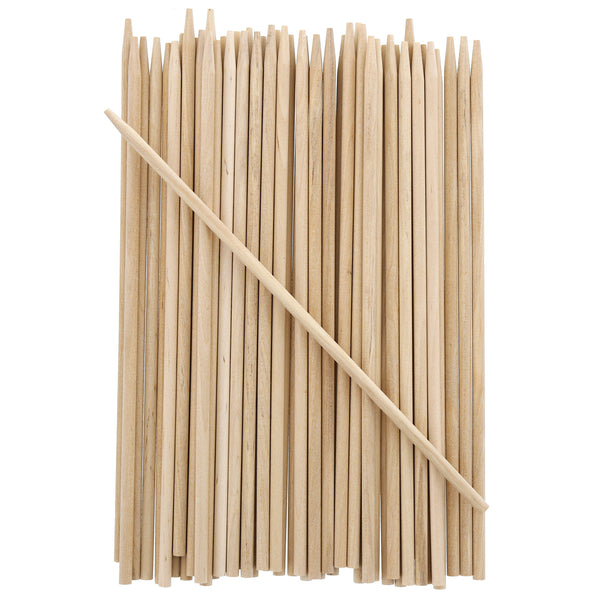 "8.5"" Thick Wood Skewers"
