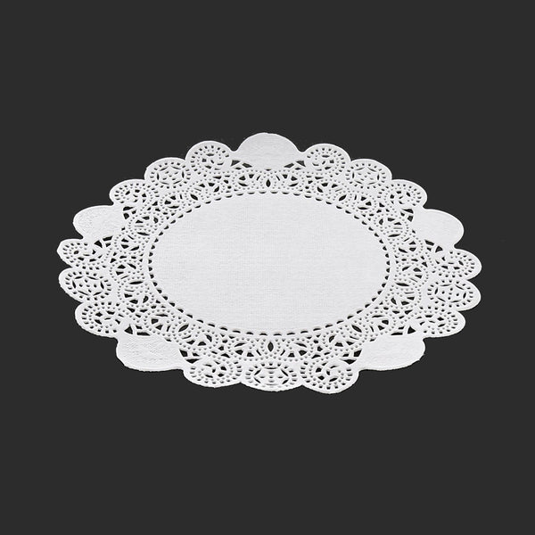 "6"" Disposable Paper Lace Doilie"