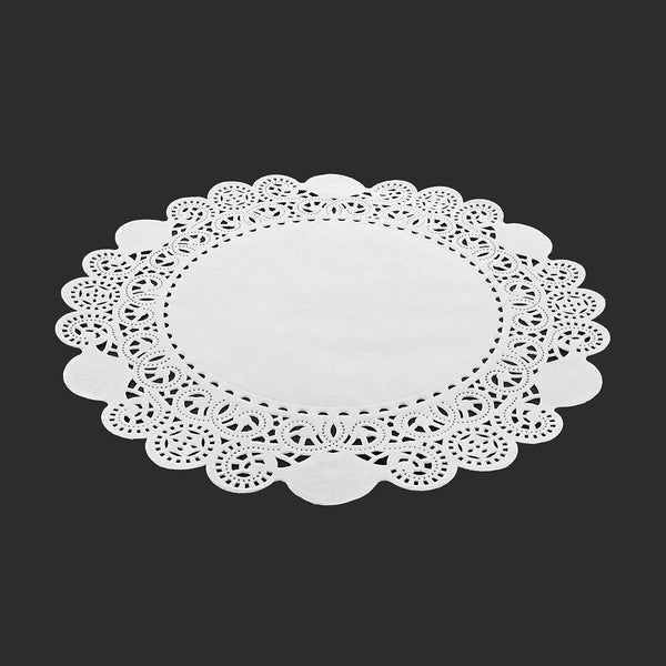 "10"" Disposable Paper Lace Doilie"