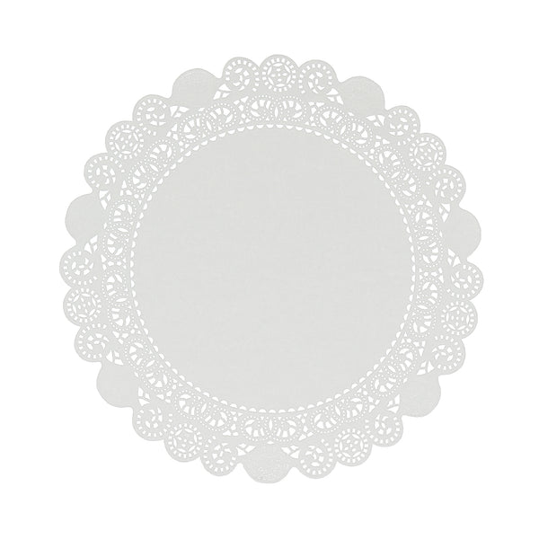 "12"" Disposable Paper Lace Doilie"