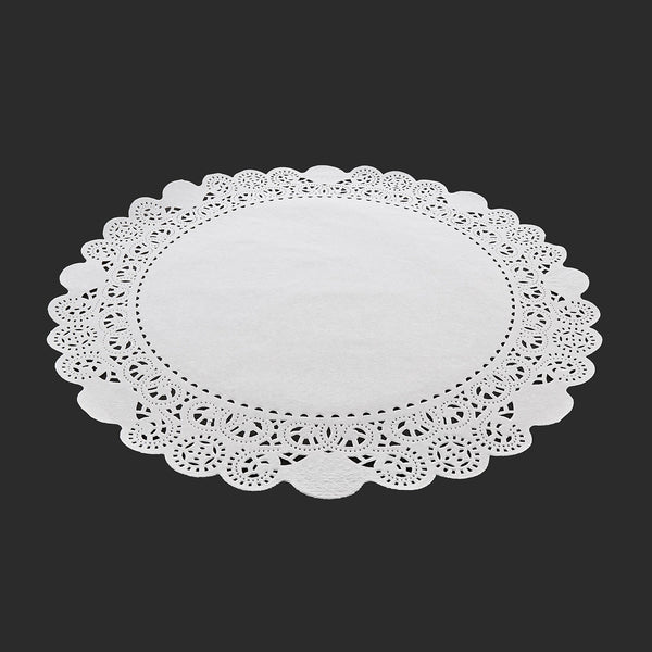 "14"" Disposable Paper Lace Doilie"