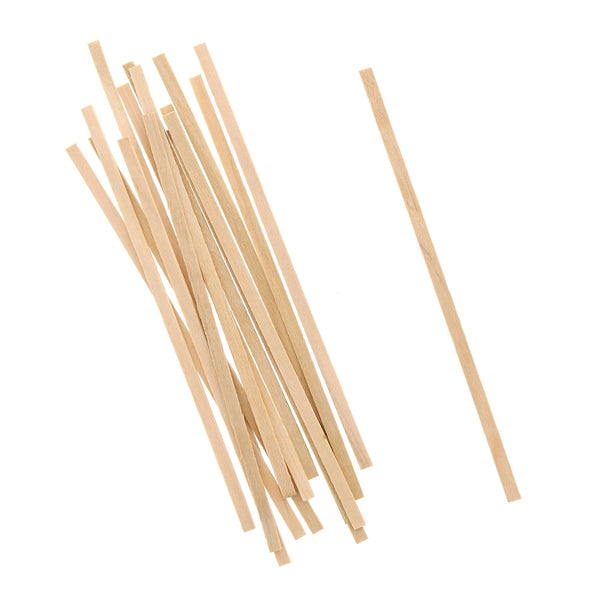 "5.5"" Wood Coffee Stirrers"