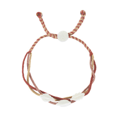 Fall Leaves Trio Bracelet - Limited Edition